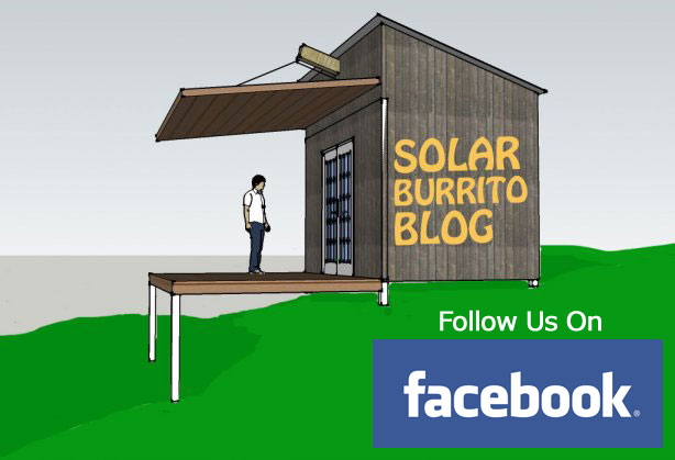 Off Grid cabin project Facebook Page
