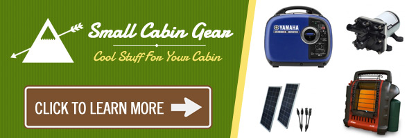 Small Cabin Gear Site