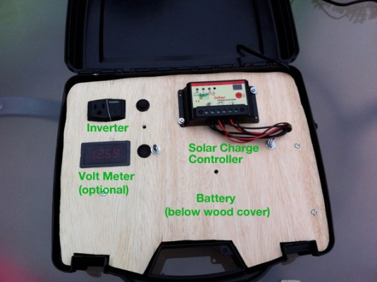 Build Your Own    Solar    Power Generator for under  150