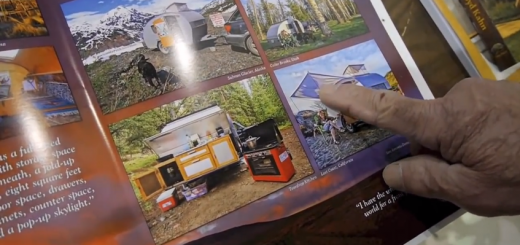 "Lloyd's Kahn's ""Tiny Homes On The Move: Wheels and Water"" -a Sneak Peak!"