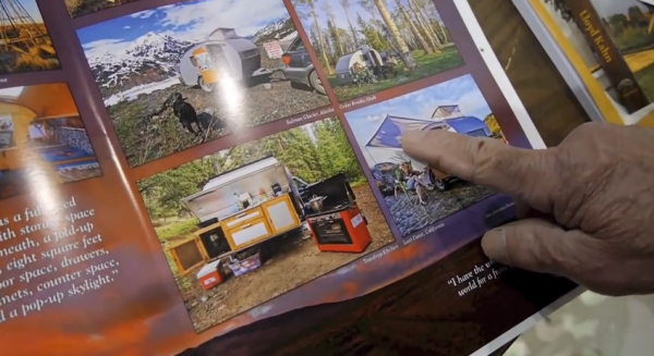 "Sneak Peek at Lloyd Kahn's New 'Tiny Homes On The Move: Wheels and Water"" Book"