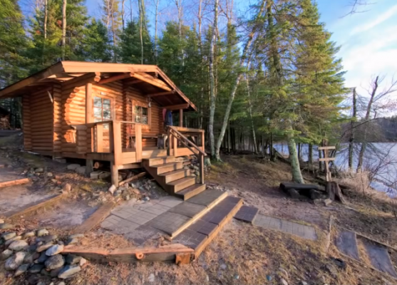 Video: The Opposite of Cold – The Northwoods Finnish Sauna Tradition