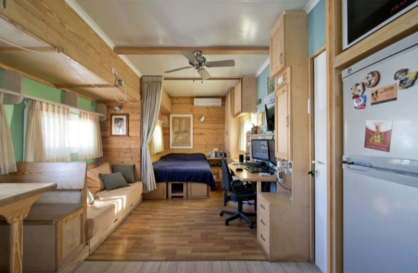 Solar Powered House Truck from TinyHouse Talk