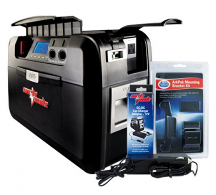 Last Chance to win the ArkPak Portable Power Generator