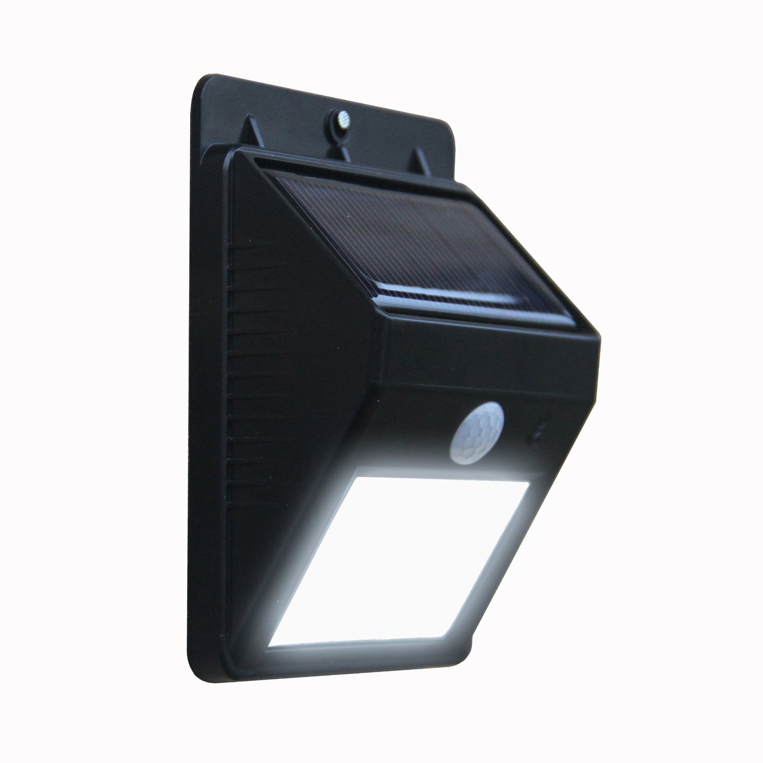 Solar Powered Motion Securty Light