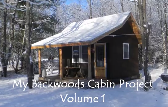 Video tour of The Boss of the Swamp's backwoods cabin