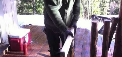 Cabin Counter Top and Thief Video Update