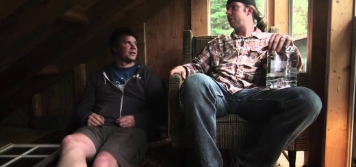 Deek's Vermont Cabin Video – From RelaxShacks Finally!