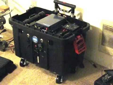Diy Portable Solar Power Generator
