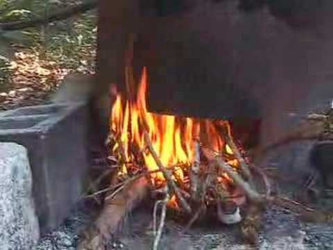 Wood Fired Hot Water Heater Solar Burrito