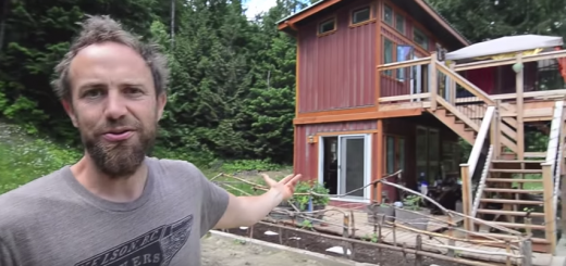 Double Decker Tiny House