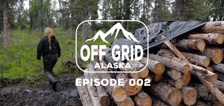 New Series – Harsh Reality | Off Grid Alaska